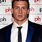 Ryan Lochte celebrated his birthday with a bash at London's Planet Hollywood.