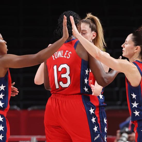USA Women's Basketball Team 50th Straight Olympic Win