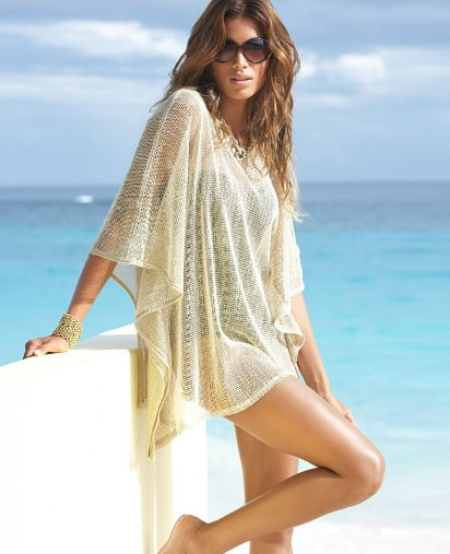 J Valdi Swim Tunic Cover-Up ($40, originally $56)