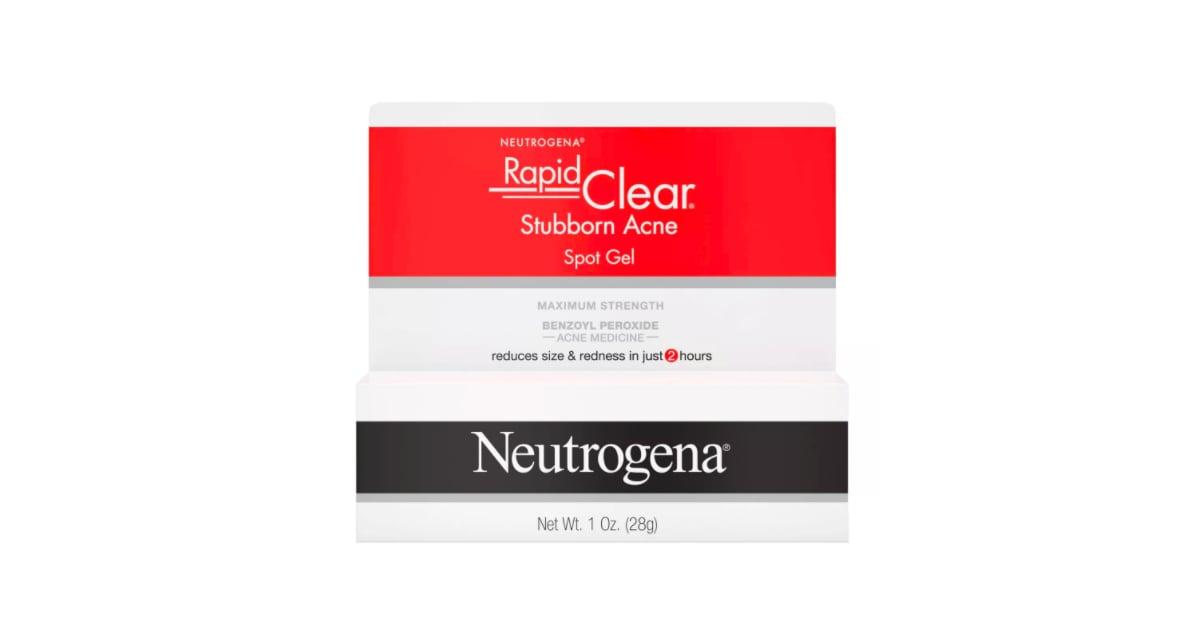 Acne Products Neutrogena Rapid Clear Stubborn Acne Medicine Spot