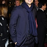 He was all bundled up for the Along Came Polly premiere in LA back in January 2004.