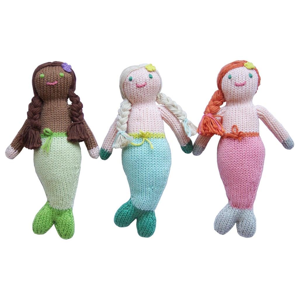 Mermaid Rattles