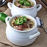 Jalapeño Bacon Cheddar Soup