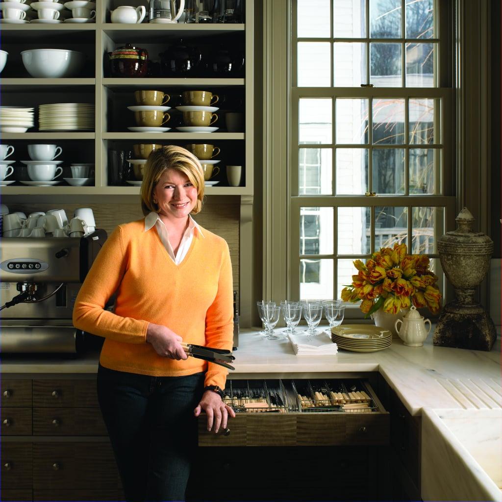 Martha Stewart S Kitchen Tips Popsugar Home