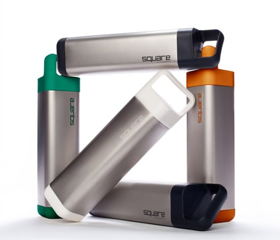 The Square Water Bottle Review | POPSUGAR Fitness