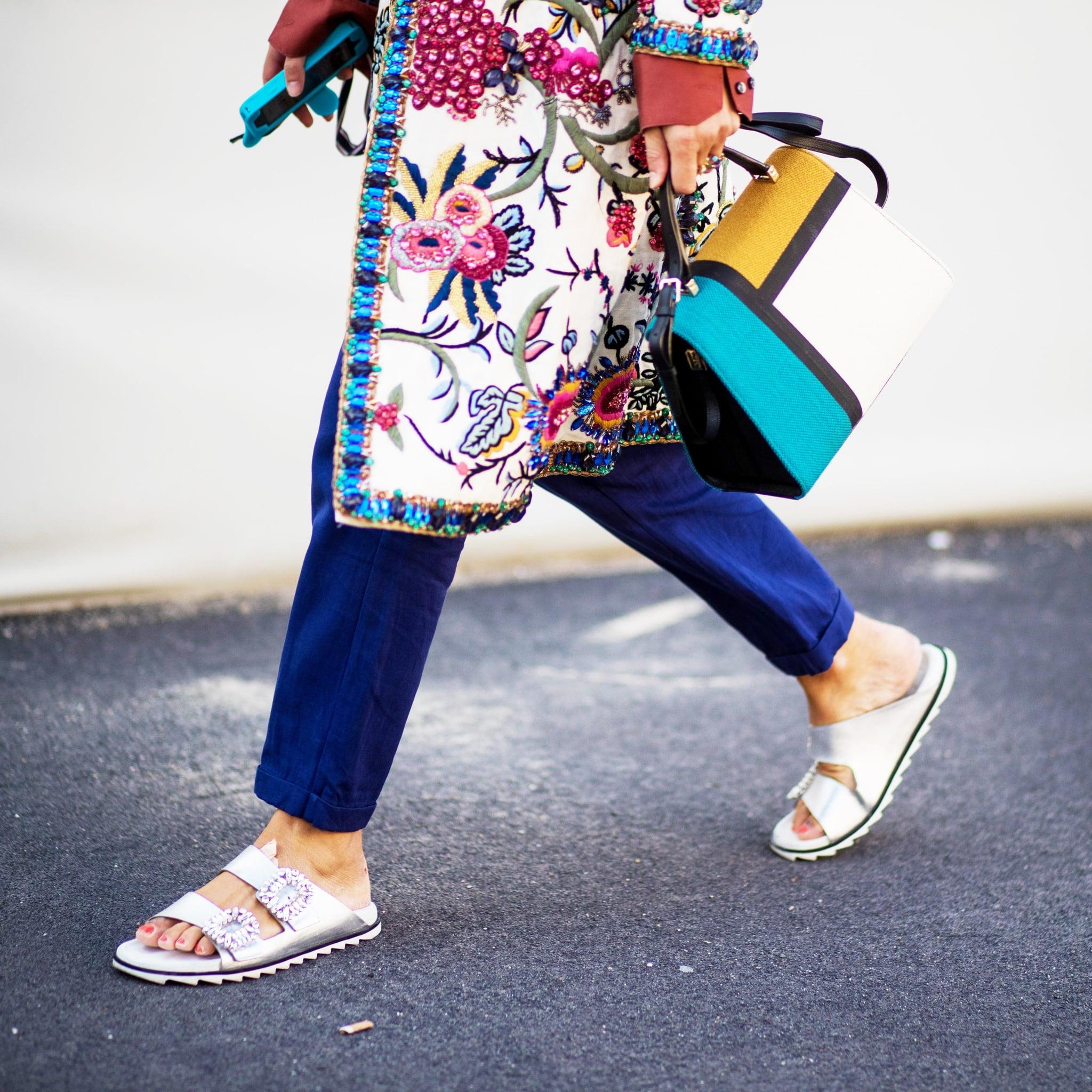 How to Wear Birkenstock Sandals | POPSUGAR Fashion