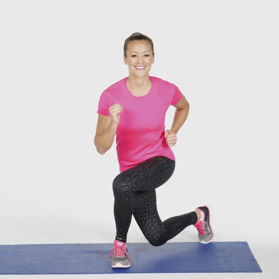 Bodyweight Butt Exercise: Side Lunge to Curtsy Lunge