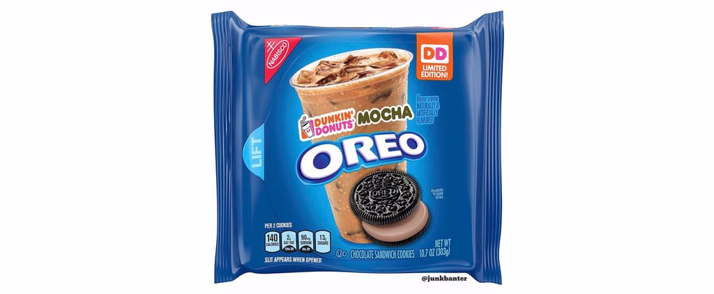 Try Not to Panic, but Dunkin' Donuts Mocha Oreos Are Coming!