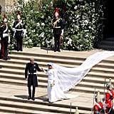Prince Harry Thanks Meghan Markle's Wedding Dress Designer