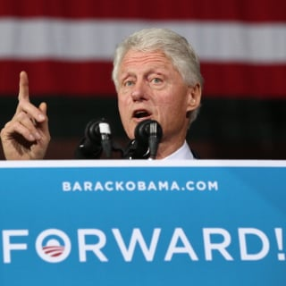 How Much Is Bill Clinton Worth?