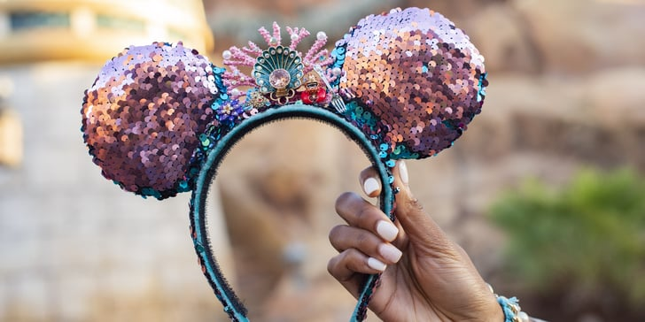 Betsey Johnson Designed Disney's New Little Mermaid Ears, and There Are Reversible Sequins!
