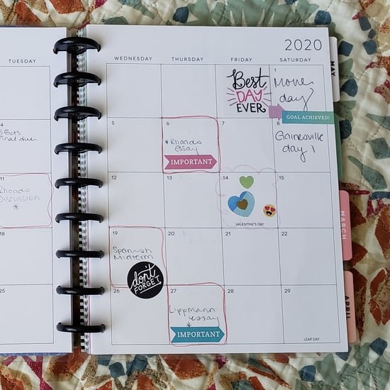 How Keeping a Planner Helps Me Stay Organized in College