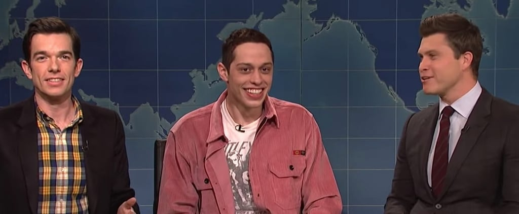 Pete Davidson Talks About Suicide Scare on SNL January 2019