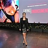 Selena Gomez at the LA Premiere of Living Undocumented in October 2019