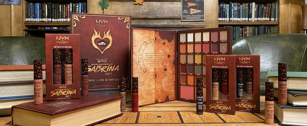 NYX Chilling Adventures of Sabrina Makeup Collection