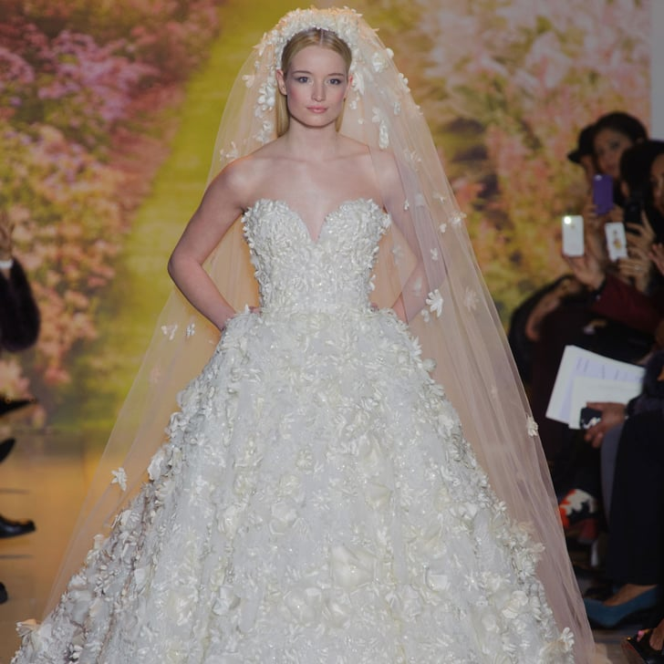 Wedding Dresses at Paris Haute Couture Fashion Week 2014 | POPSUGAR ...