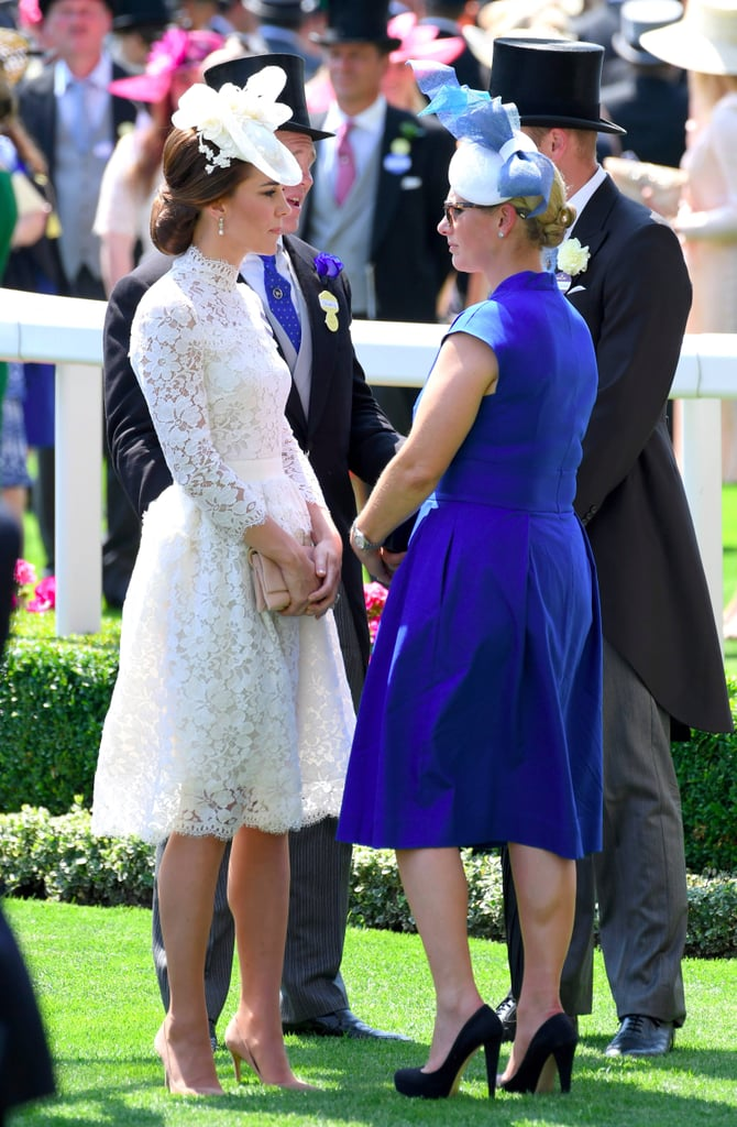 Zara Tindall Is the 1 Royal With a Wardrobe Bolder Than Kate Middleton's