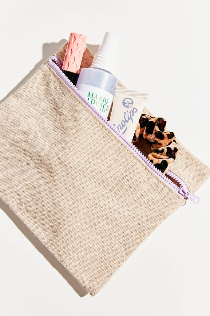 Sustainable Hemp Cosmetic Case