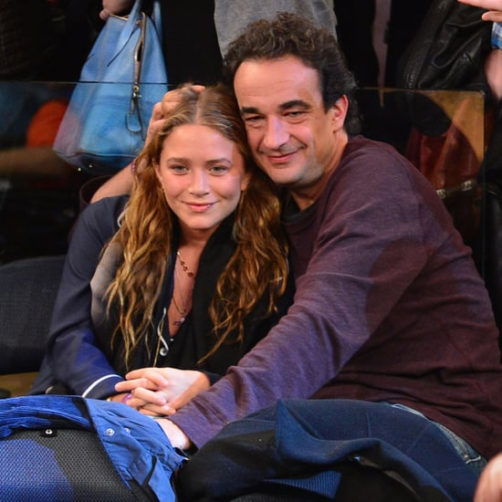 Mary-Kate Olsen and Olivier Sarkozy​ PDA ​Pictures