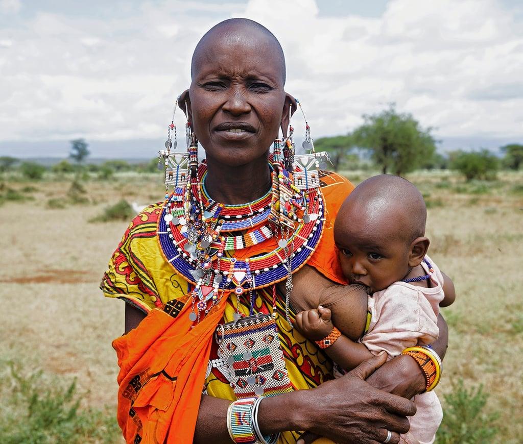 Breastfeeding Photos From Around the World