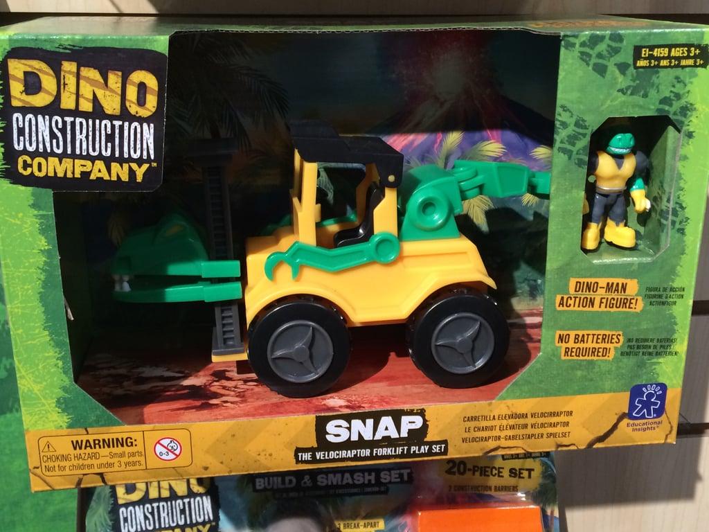 Dino Construction Company Snap