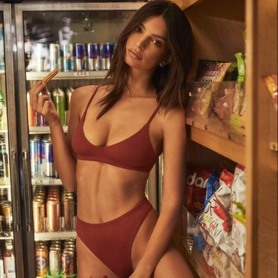 Emily Ratajkowski Body Lingerie Collection