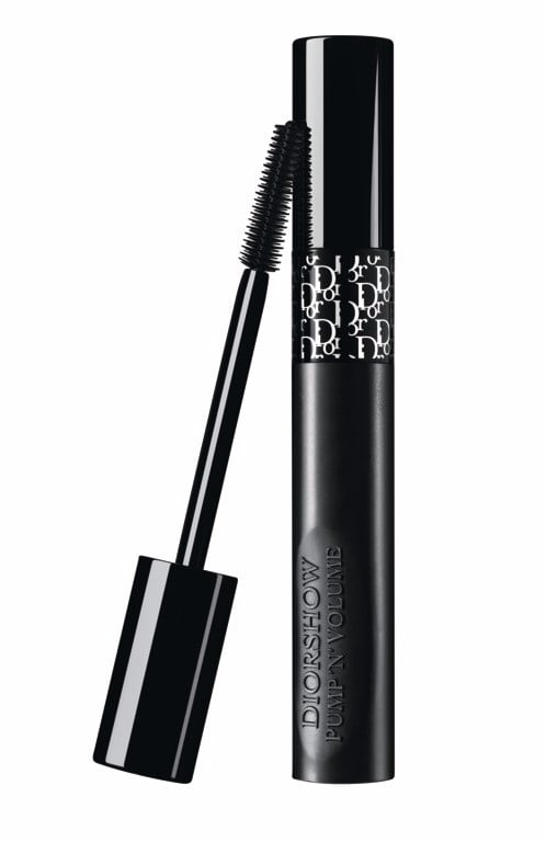 "Dior's Newest ""Squeezable"" Mascara Is Basically Falsies in a Tube"