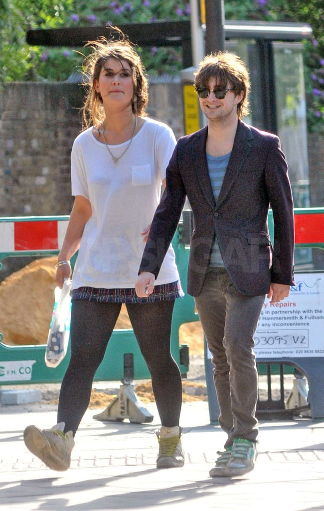 Pictures of Daniel Radcliffe With His New Girlfriend