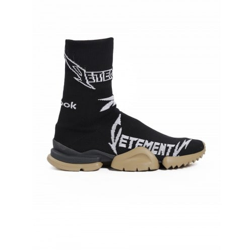 Vetements metal socks sneakers