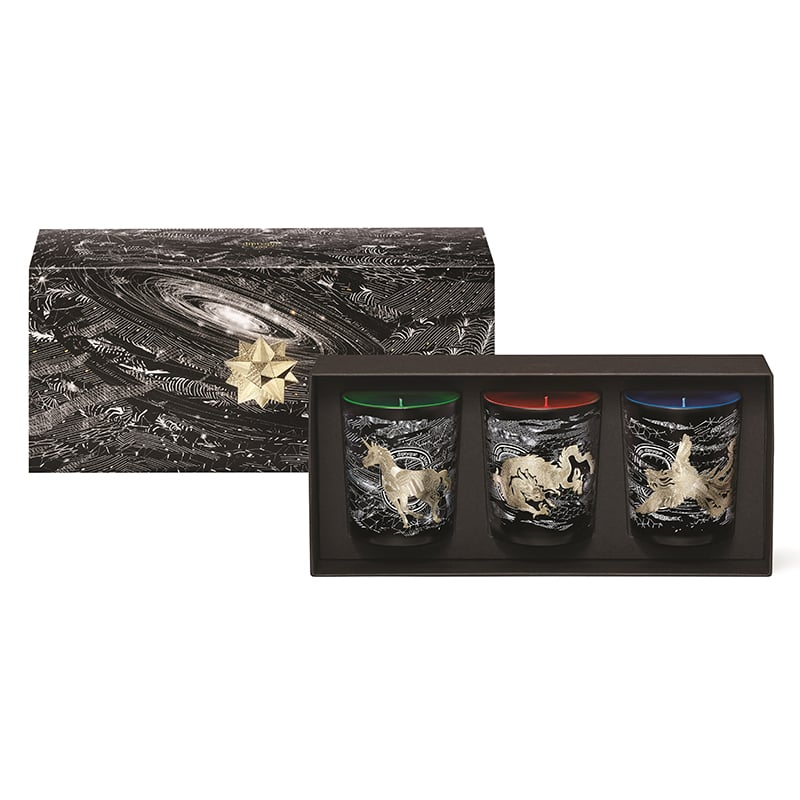 Diptyque 3-Candle Gift Set