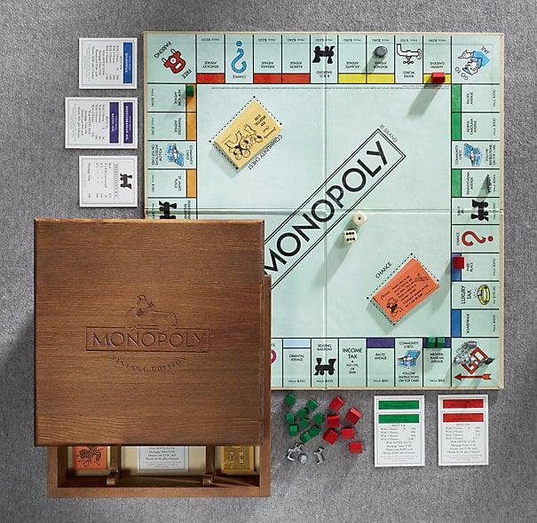 Vintage-Inspired Game