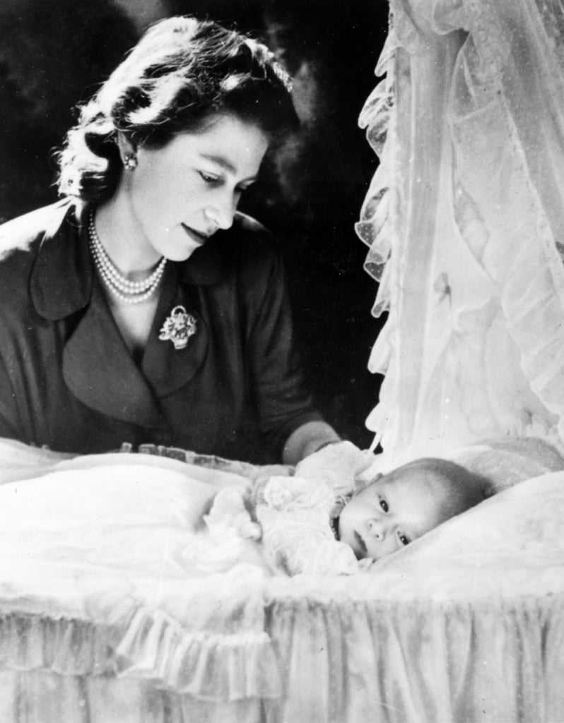 Prince Charles was born in 1948.