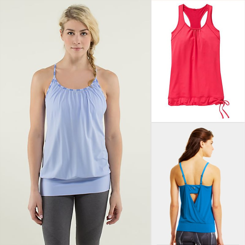 Loose Fitting Tank Tops That Hide Belly Popsugar Fitness