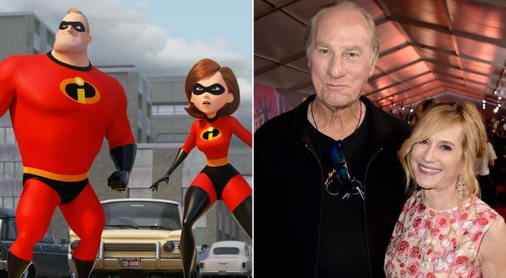 Incredibles 2 Cast Popsugar Entertainment