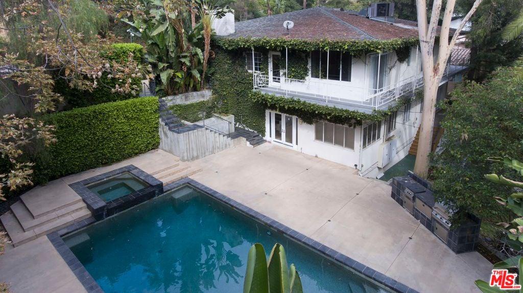 Jared Leto S Hollywood Hills House Popsugar Home Photo 1