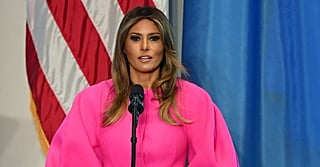 12 Runway Looks We Could See Going Straight Into Melania Trump's Closet