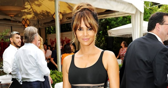Halle Berry Slays Harder Than Girls Half Her Age in a Bodycon Dress