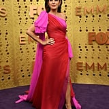Red and Pink Dresses Took Over the 2019 Emmys Red Carpet