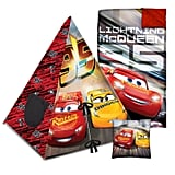 Disney Cars Teepee Tent Sleeping Bag Set With Bonus Pillow