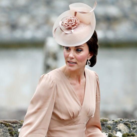 Kate Middleton's at Pippa's Wedding