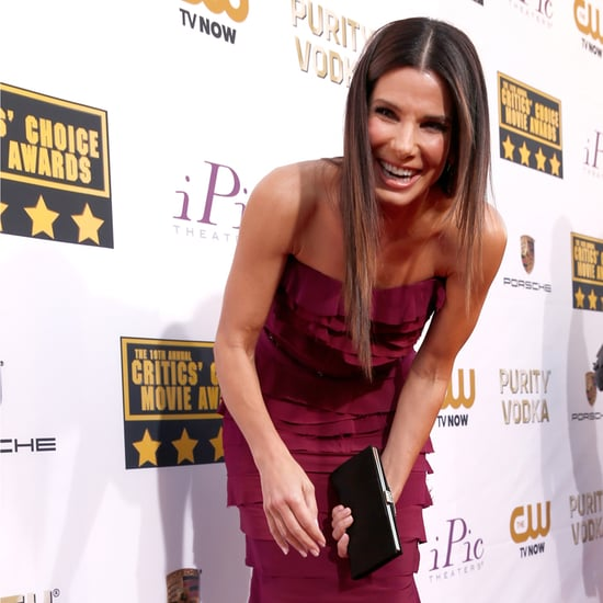 Sandra Bullock Sexiest Dresses And Best Style Moments