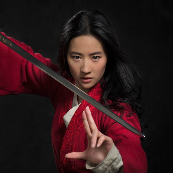 Disney's Live-Action Mulan Pictures
