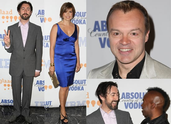 Graham Norton Attends The GLAAD Media Awards In New York