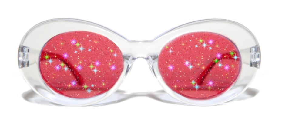 Extraterrestrial Clear and Red ($72)