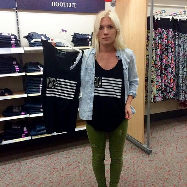 Etsy Seller Claims Target Stole #Merica Flag T-Shirt Design