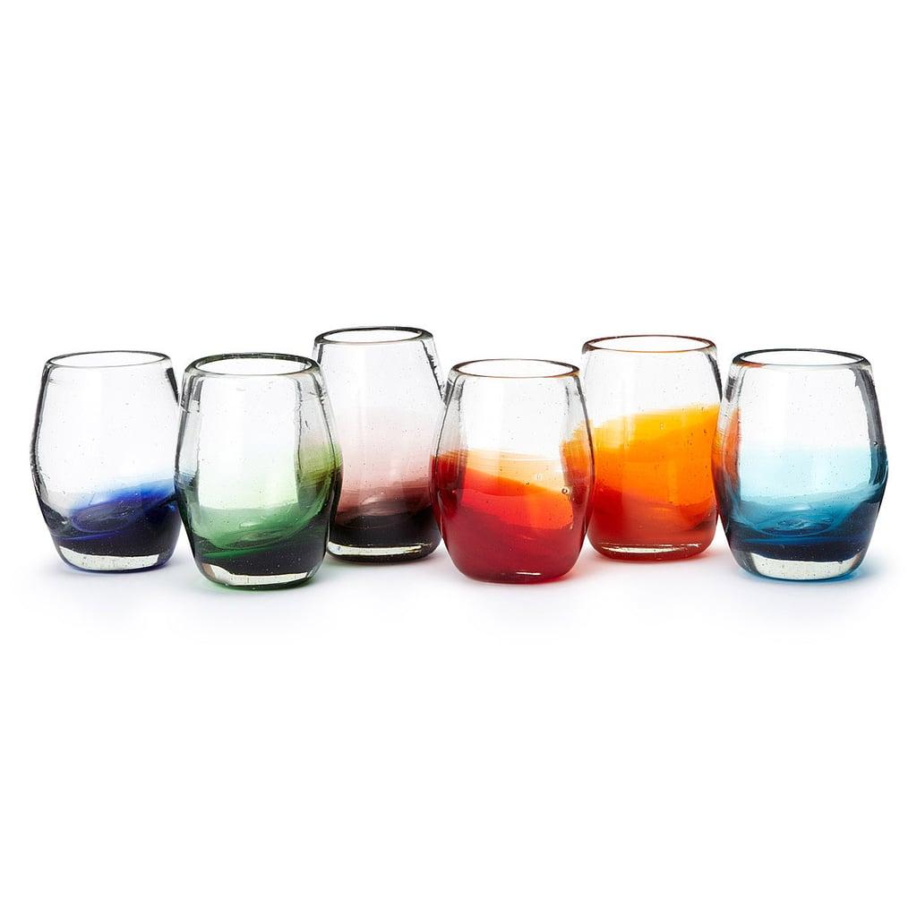 Ombre Wine Glasses