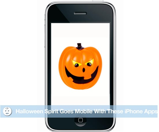 Halloween iPhone Apps For Kids