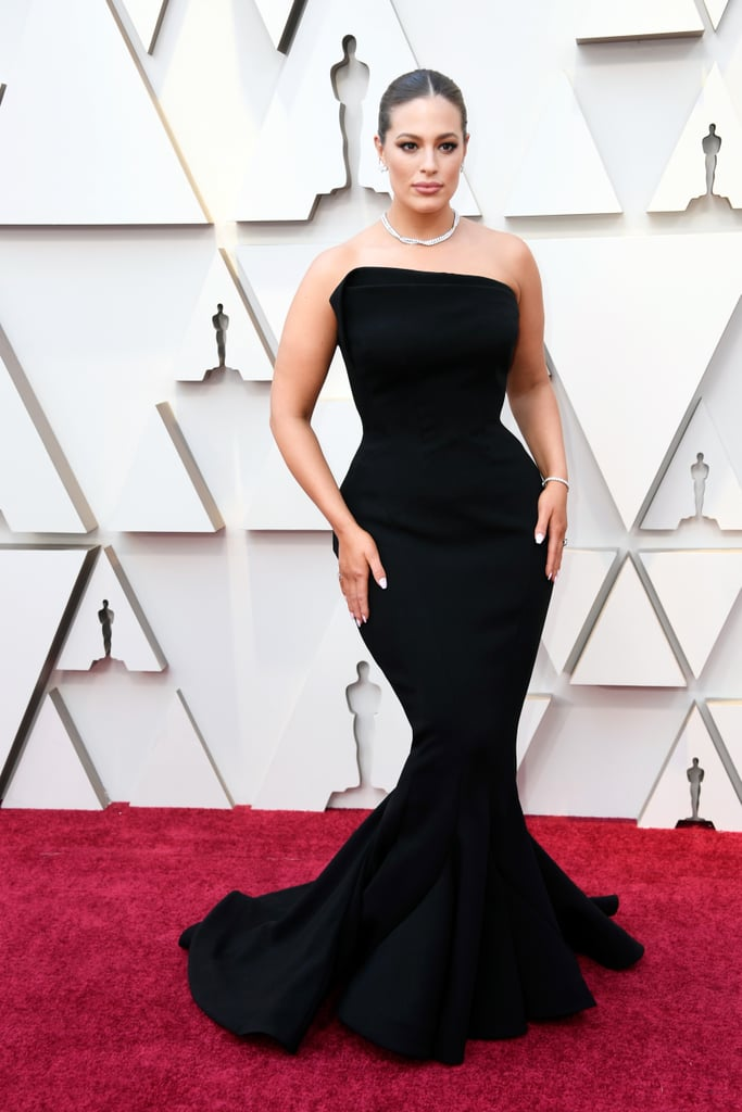 Ashley Graham at the 2019 Oscars