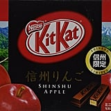 Japanese Kit Kat Shinshu Apple