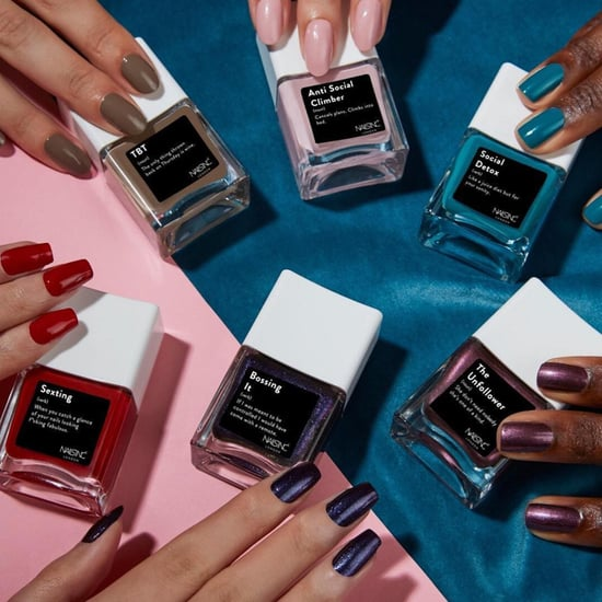 Nails inc. Life Hack Collection 2018